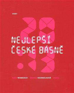 Obálka titulu Nejlepší české básně 2013