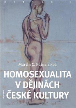 Obálka titulu Homosexualita v dějinách české kultury