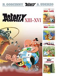 Asterix XIII. - XVI.