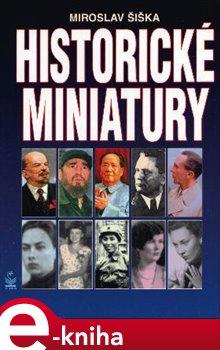 Obálka titulu Historické miniatury