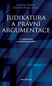 Obálka titulu Judikatura a právní argumentace