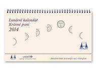 Lunární kalendář Krásné paní 2014