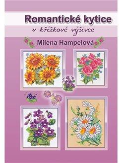 Obálka titulu Romantické kytice v křížkové výšivce