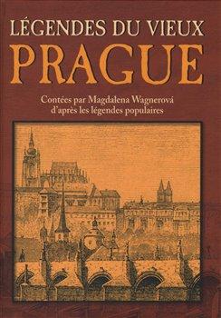 Obálka titulu Légendes du Vieux Prague