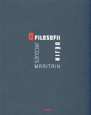 O filosofii dějin - Jacques Maritain   Booksquad.ink