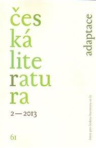 Česká literatura 2/2013
