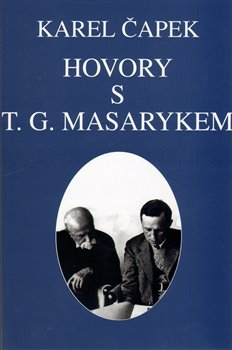 Obálka titulu Hovory s T. G. Masarykem