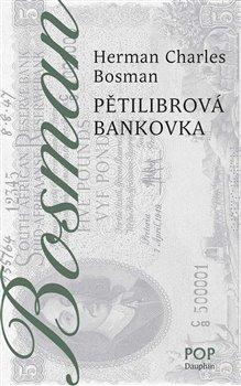 Obálka titulu Pětilibrová bankovka