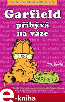 Obálka titulu Garfield přibírá na váze