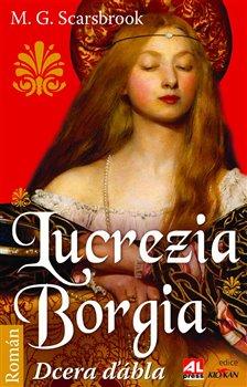Obálka titulu Lucrezia Borgia