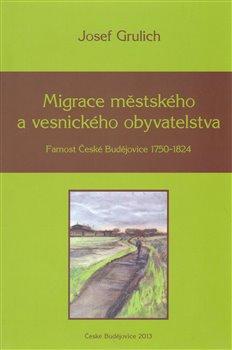 Obálka titulu Migrace městského a vesnického obyvatelstva
