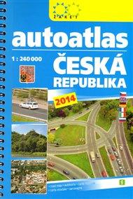 Autoatlas ČR 2014