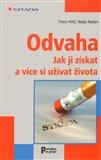 Obálka knihy Odvaha