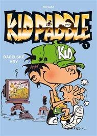 Kid Paddle 1-Ďábelské hry