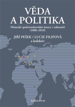 Obálka titulu Věda a politika