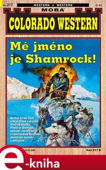 Obálka titulu Mé jméno je Shamrock