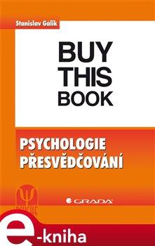 Obálka titulu Psychologie přesvědčování
