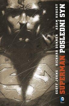 Obálka titulu Superman: Poslední syn