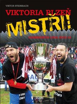 Obálka titulu Viktoria Plzeň - Mistři!