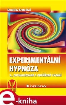 Obálka titulu Experimentální hypnóza