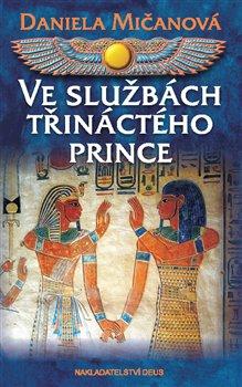 Obálka titulu Ve službách třináctého prince