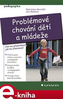 Obálka titulu Problémové chování dětí a mládeže
