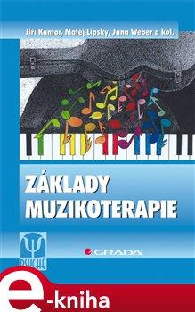Obálka titulu Základy muzikoterapie