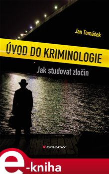 Obálka titulu Úvod do kriminologie