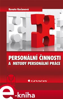 Obálka titulu Personální činnosti a metody personální práce