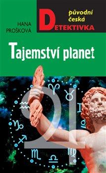 Obálka titulu Tajemství planet