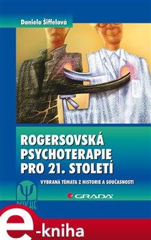 Obálka titulu Rogersovská psychoterapie pro 21. století