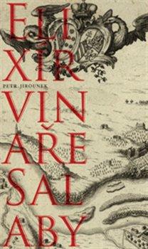 Obálka titulu Elixír vinaře Salaby