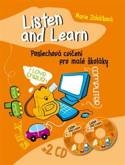 Obálka titulu Listen and Learn Poslechová cvičení pro malé školáky + 2 CD