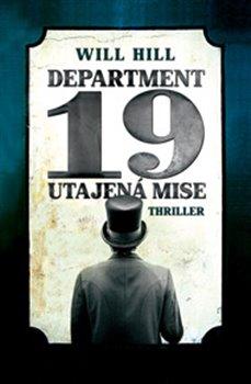 Obálka titulu Department 19 - Utajená mise