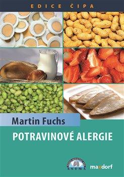 Obálka titulu Potravinové alergie