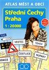 Obálka knihy Střední Čechy a Praha 1 : 20 000