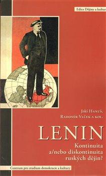 Obálka titulu Lenin