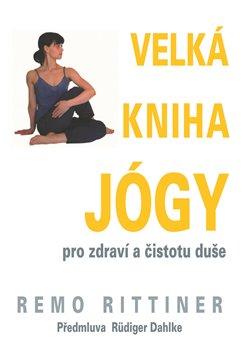 Obálka titulu Velká kniha jógy