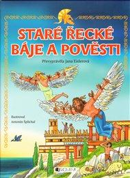 Staré řecké báje a pověsti – pro děti