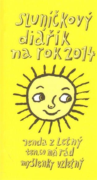 Sluníčkový diářík na rok 2014