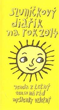 Obálka titulu Sluníčkový diářík na rok 2014