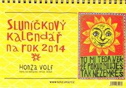 Obálka titulu Sluníčkový kalendář 2014 - stolní