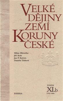 Obálka titulu Velké dějiny zemí Koruny české XI.b