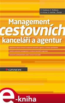 Obálka titulu Management cestovních kanceláří a agentur
