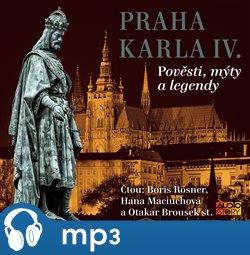 Obálka titulu Královská Praha