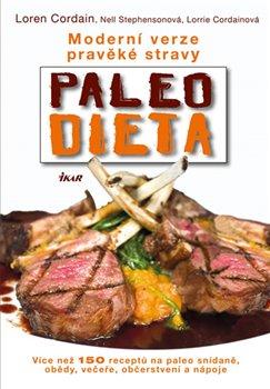 Obálka titulu Paleo dieta