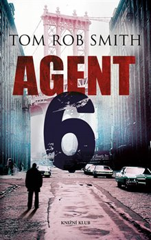 Obálka titulu Agent 6