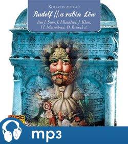 Obálka titulu Rudolf II. a rabín Löw