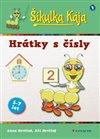Obálka knihy Šikulka Kája – Hrátky s čísly
