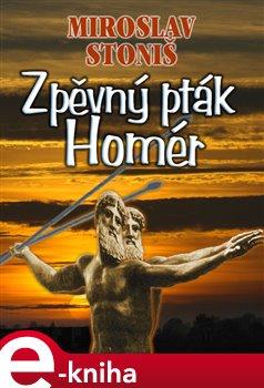 Obálka titulu Zpěvný pták Homér